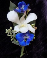 Royal Boutonniere