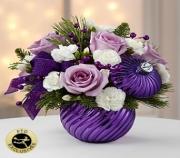 Royal Purple Ornament