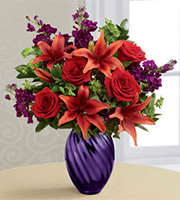 Abundant Thanks Bouquet by Vera Wang