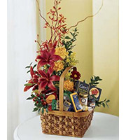 Blooming Gourmet Basket