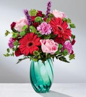 Spring Skies Bouquet Deluxe