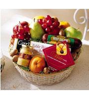 Fruit and Food Basket