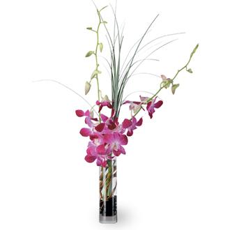 Stephanie\'s Blooming Boca Vase