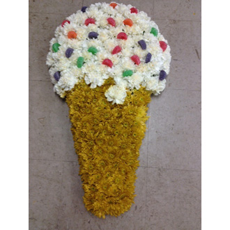 Sympathy Custom Floral Pieces