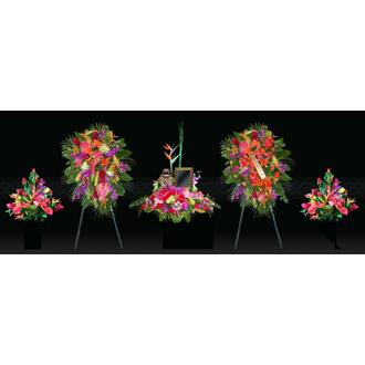 Sympathy Funeral Flower Package