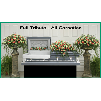 Sympathy Funeral Flower Package