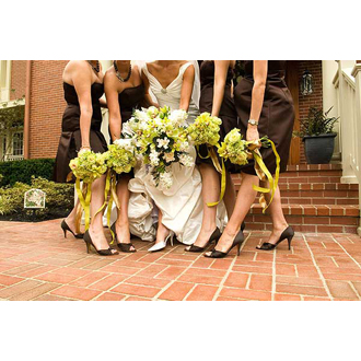 Wedding Party Floral (brid)