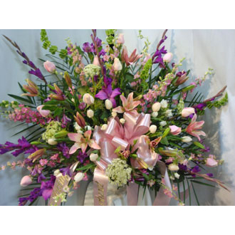 Paradise Funeral Baskets