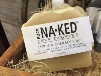 Citrus & Comfrey Soap