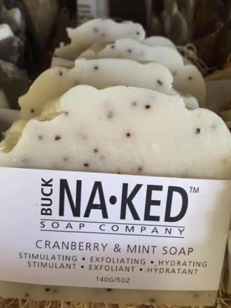 Cranberry Mint Soap