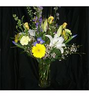 Paradise Floral Funeral Arrangement