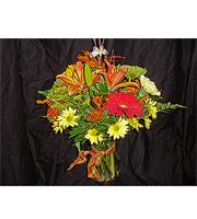 Paradise Seasonal Funeral Arrangement