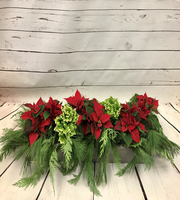 LONG and LOW HOLIDAY ARRANGEMENT