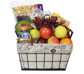 Ultimate Snack Combo Basket