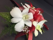 Orchid Blossom Corsage