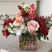Garden blooms bouquet