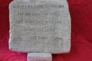 Medium Memorial Stone B21