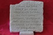 Medium Memorial Stone B23
