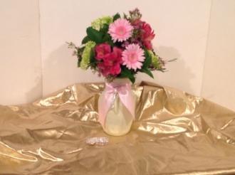 Flowers of Glitz Bouquet