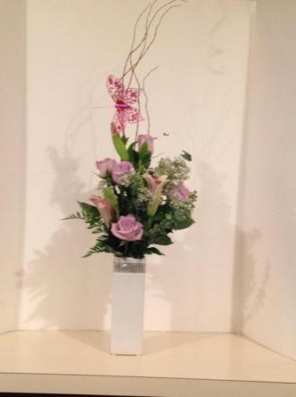 Mothers charm bouquet