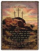OLD RUGGED CROSS THROW
