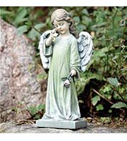 WEEPING ANGEL RESIN