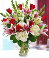 Passionate Love Bouquet