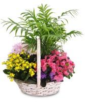 English Garden Basket
