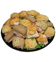 Miniature Sandwich Platter