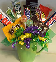 Candy Bar Arrangement Small