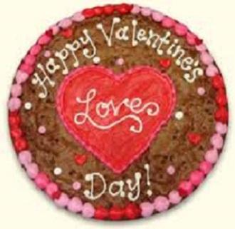 Cookie Cake $13.00