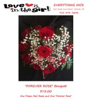 Forever Rose Bouquet
