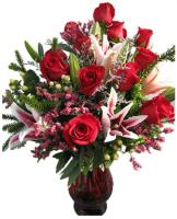 Premium Rose Arrangement