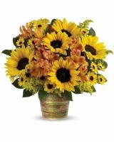 Grand Sunshine Bouquet