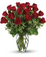 Always on My Mind - 18 Long Stemmed Red Roses