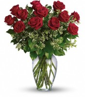 Always on My Mind - Dozen Long Stemmed Roses
