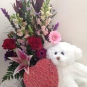 Be Mine Valentine Package