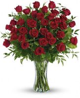 Three Dozen Long-Stemmed Red Roses