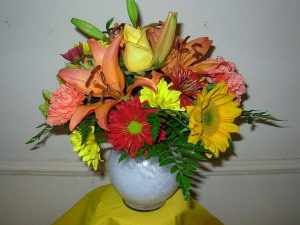 FALL FESTIVAL BOUQUET