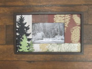 Lodge Picture Frame