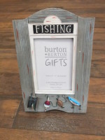 Fishing Lure Frame