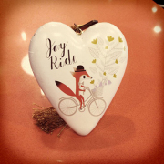Joy Ride Art Heart