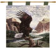 FLY ON EAGLE'S WINGS