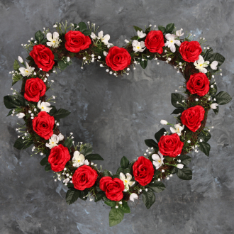 A1 -Valentine\'s Day Heart
