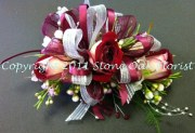 Junior Spray Rose Corsage