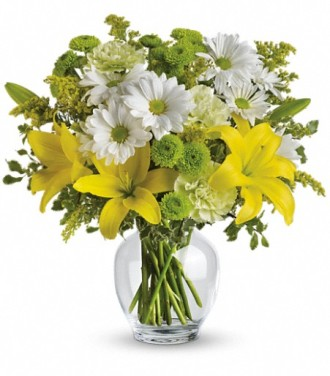 Teleflora\'s Brightly Blooming