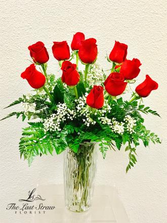 Dz Red Roses 12RA