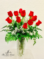 Dz Red Roses 12RA