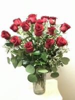 18 Roses Arranged 18RA