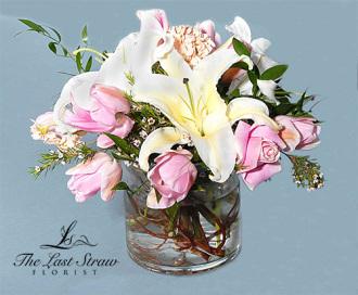 Last Straw Florist Exclusive Sweet Hug Bouquet